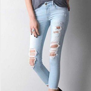 🛍4 for $25 🛍 American Eagle Distressed Jeggings